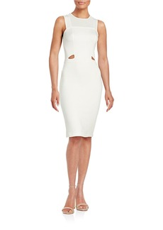 FRENCH CONNECTION Cutout Bodycon Dress