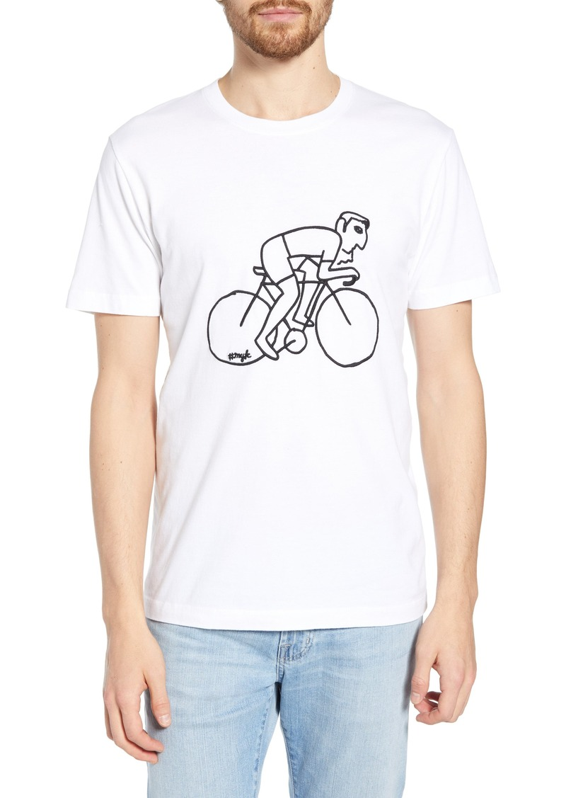 French Connection Cyclist T-Shirt