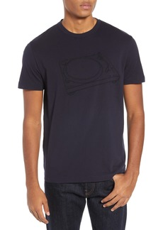 French Connection Decks Regular Fit Cotton T-Shirt
