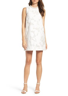French Connection Deka Lace Shift Dress