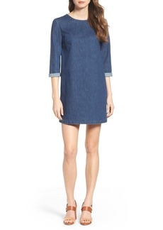 French Connection Denim Shirtdress