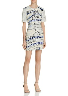 FRENCH CONNECTION Derain Embellished Dress