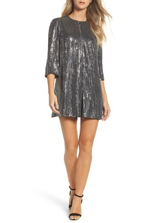 French Connection Desiree Disco Minidress