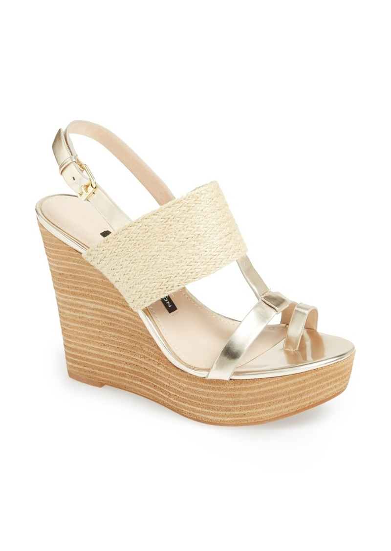 French Connection 'Desiree' Wedge Sandal (Women)