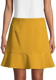 French Connection Dorotea Flared Skirt