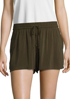 French Connection Drawstring Shorts