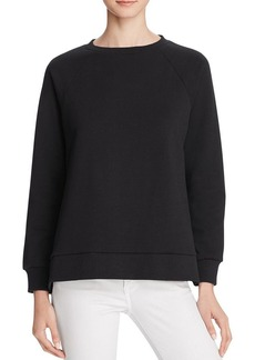 FRENCH CONNECTION Dre Sheer-Back Sweatshirt