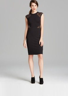 French Connection Dress - Viven Paneled Jersey
