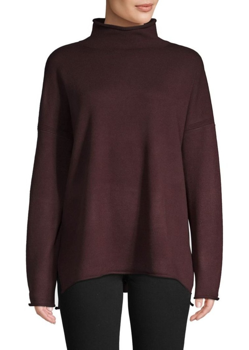 French Connection Ebba Vhari High-Neck Sweater