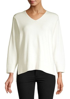 French Connection Ebba Vhari V-Neck Sweater