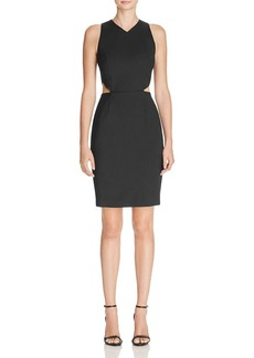 FRENCH CONNECTION Edie Light Cutout Dress