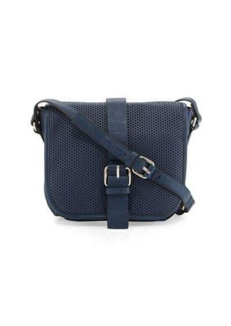 French Connection Edie Perforated Crossbody Bag
