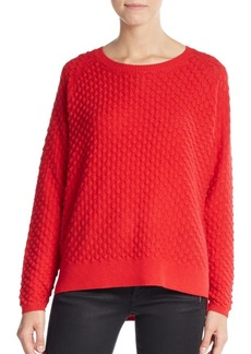 French Connection Ella Knit Back-Zip Sweater