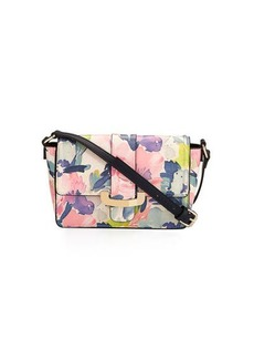 French Connection Ellen Floral-Print Crossbody Bag
