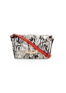 French Connection Ellen Floral-Print Crossbody Bag