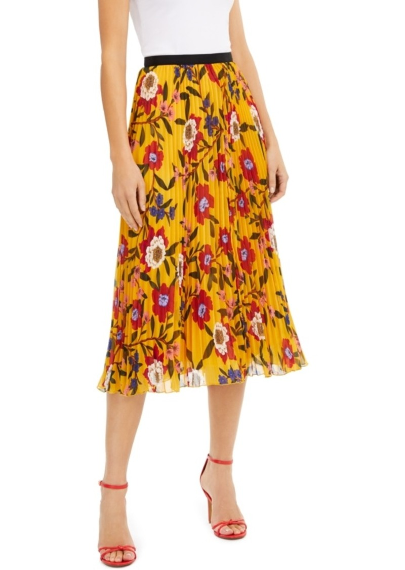 French Connection Eloise Crinkle Skirt