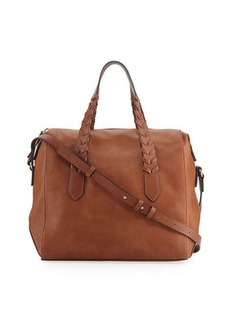 French Connection Emory Whipstitch Satchel Bag