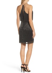 French Connection Enid Shimmer Minidress