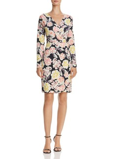 FRENCH CONNECTION Enoshima Floral-Print Dress