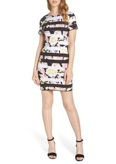 French Connection Enoshima Print Jersey Dress