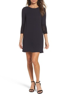 French Connection Ensor Crepe Shift Dress