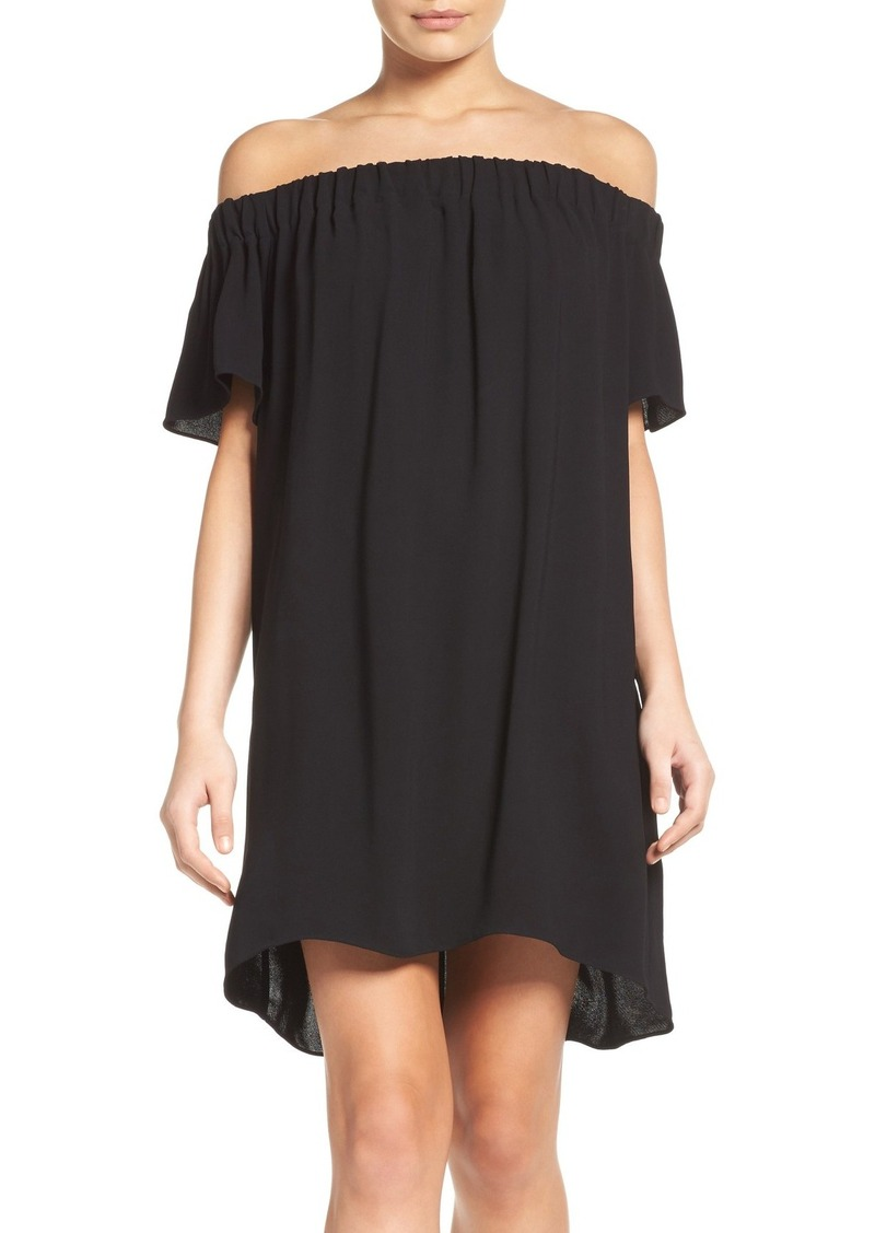 French Connection Evening Dew Off the Shoulder Dress