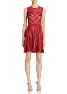 FRENCH CONNECTION Fast Score Stripe Dress - 100% Bloomingdale's Exclusive