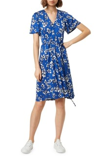 French Connection Fio Meadow Floral Printed Dress