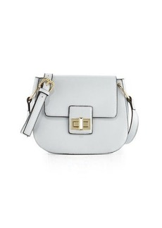 French Connection Fiona Flap-Top Saddle Bag