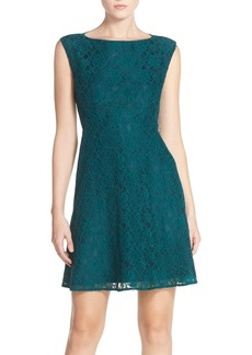 French Connection Fit & Flare Dress