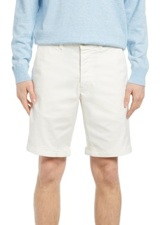 French Connection Flat Front Stretch Chino Shorts