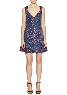 French Connection Frances Fit & Flare Dress