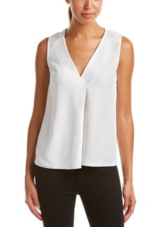 French Connection French Connection Arrow Crepe Top