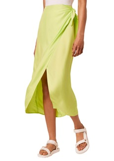 French Connection Gabina Drape Skirt