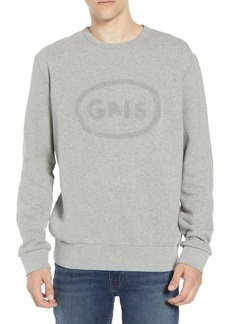 French Connection Gris Sweatshirt