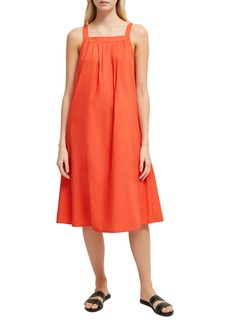 French Connection Harmony Cotton Trapeze Dress