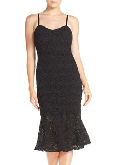 French Connection 'Havana' Lace Midi Dress