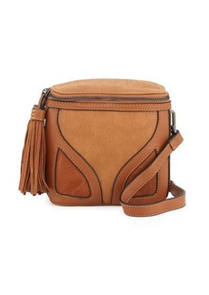 French Connection Heidi Faux-Leather Crossbody Bag