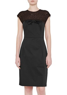 French Connection Hettie Sheath Dress