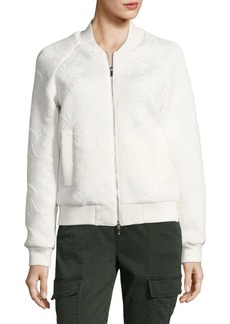 French Connection Hoffman Stitch Bomber Jacket