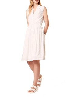 French Connection Iona Sleeveless Fit & Flare Dress