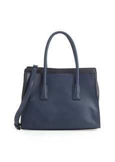 French Connection Iris Faux-Leather Tote Bag