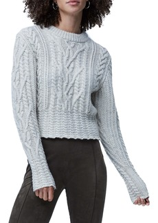French Connection Joetta Cable Knit Sweater