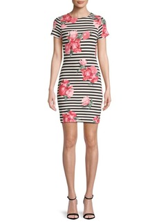 French Connection Jude Floral Dress