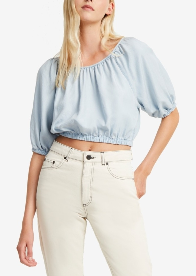 French Connection Julienne Off-The-Shoulder Top
