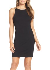French Connection Kali Jersey Minidress