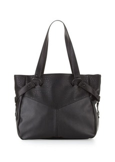 French Connection Kate Faux-Leather Tote Bag