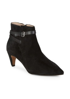 French Connection Konnie Wrap Buckle Booties