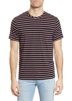 French Connection Kuma Stripe T-Shirt