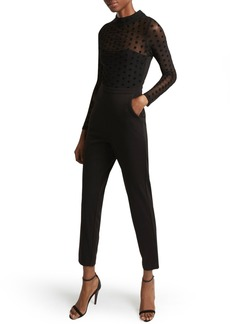 French Connection Leah Jersey Jumpsuit